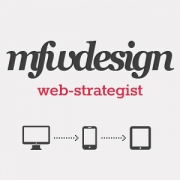 mfwdesign, webdesigner e front-end developer