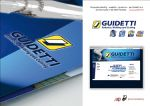 Gallery - Corporate identity - Brochure - website per Guidetti